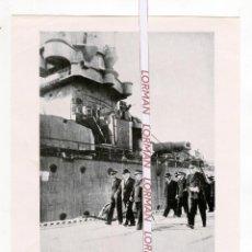 Militaria: LAMINA FOTOGRAFICA PROPAGANDA ALEMANA II GUERRA MUNDIAL REGENTE EL MARISCAL PÉTAIN - ORIGINAL -. Lote 46394996