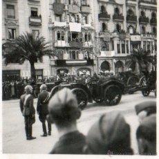 Militaria: FOTOGRAFIA LEGION CONDO--III AÑO TRIUNFAL-AÑO 1939- SOLDADOS ITALIANO DEFILANDO. Lote 46418820