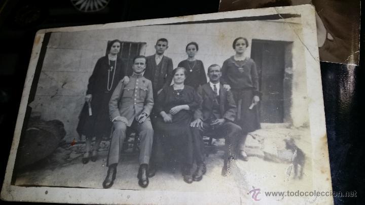 FOTOGRAFIA DE GUARDIA CIVIL (Militar - Fotografía Militar - Guerra Civil Española)