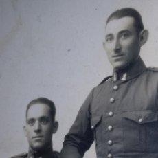 Militaria: FOTOGRAFIA DE SOLDADOS DE INGENIEROS. Lote 46701016