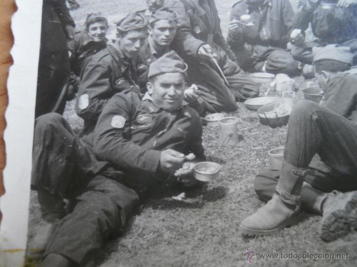 Militaria: Fotografía soldados División Acorazada Brunete. - Foto 3 - 46926480
