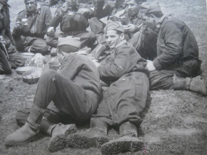 Militaria: Fotografía soldados División Acorazada Brunete. - Foto 5 - 46926480