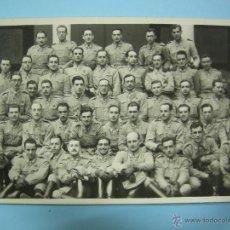 Militaria: MAGNIFICA FOTO DE LA 1ª PROMOCION DE 1940 DE LA ACADEMIA DE ARTILLERIA. Lote 47395478