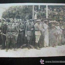 Militaria: GUERRA CIVIL: OFICIALES Y ALFERECES PROVICIONALES: AVIACION Y TIERRA , LEGION, ETC . MELILLA , 1938. Lote 47528209