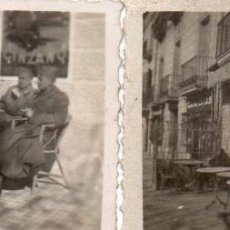 Militaria: LOTE 2 FOTOGRAFIAS SOLDADOS . Lote 47571898