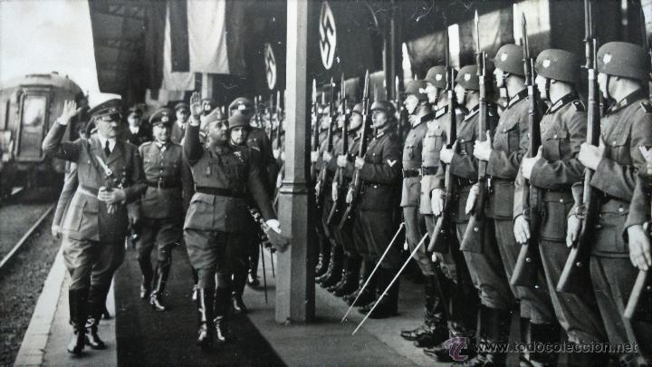 ¿Que estatura tenían Franco, Stalin, Churchill, Mussolini? 47585635