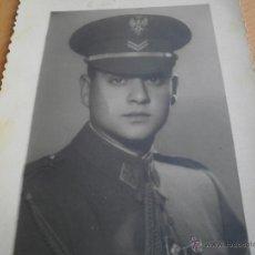 Militaria: FOTOGRAFÍA CADETE ACADEMIA GENERAL MILITAR. AGM. Lote 47937013