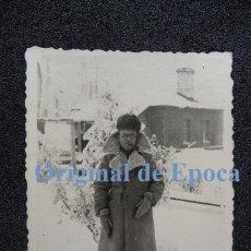 Militaria: (JX-2150)FOTOGRAFIA DEL CAPELLAN 1º,CAPITAN CASTRENSE D.JOSE Mª.VIVES GODALL DE LA DIVISION AZUL. Lote 48020686