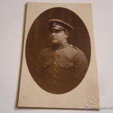 Militaria: FOTOGRAFÍA CABALLERIA REG. 26 ALFONSO XIII FOT. TORRES REUS. Lote 48586637