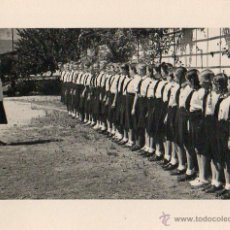 Militaria: ORIGINAL DE LAS JUVENTUDES HITLERIANAS FEMENINAS . Lote 48687717