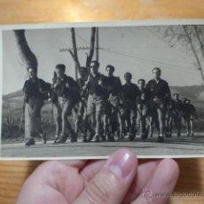 Militaria: ANTIGUA FOTOGRAFIA DE FRENTE JUVENTUDES, OJE, FRENTE JUVENTUDES, BOY SCOUTS. Lote 48692445