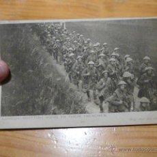Militaria: ANTIGUA POSTAL DE I GUERRA MUNDIAL. Lote 48696192