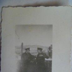 Militaria: GUERRA CIVIL : FOTO DE DOS GUARDIAS DE ASALTO DE LA REPUBLICA. Lote 48715110