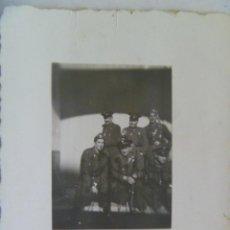 Militaria: GUERRA CIVIL : FOTO DE GUARDIAS DE ASALTO DE LA REPUBLICA ARMADOS. Lote 48825255