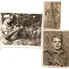 Militaria - Militares: 3 fotos - 49039102