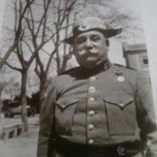 Militaria: FOTOGRAFÍA GUARDIA CIVIL. ALFONSO XIII. Lote 49212490