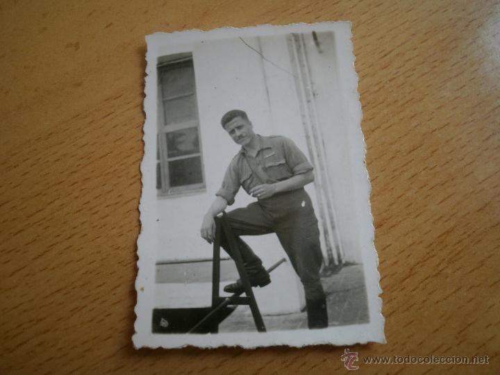 Militaria: Fotografía oficial del ejército nacional. Guerra Civil - Foto 2 - 49287676