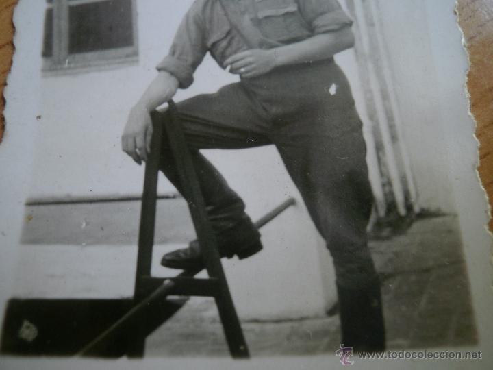 Militaria: Fotografía oficial del ejército nacional. Guerra Civil - Foto 4 - 49287676