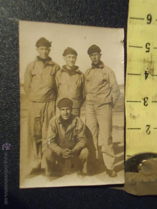 CADIZ ALBUNICA - FOTOGRAFIA MILITAR . MILITARES (Militar - Fotografía Militar - Otros)