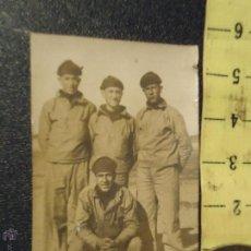 Militaria: CADIZ ALBUNICA - FOTOGRAFIA MILITAR . MILITARES . Lote 49310989