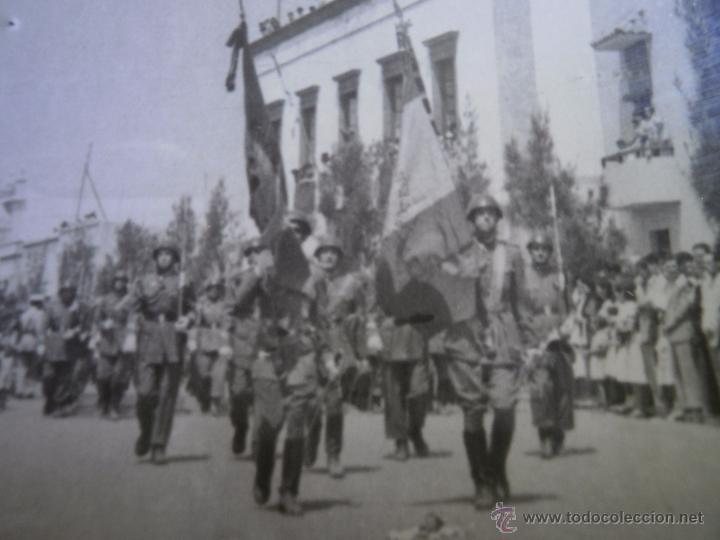 FOTOGRAFÍA SOLDADOS DEL EJÉRCITO ESPAÑOL. (Militar - Fotografía Militar - Otros)