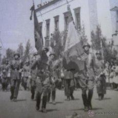 Militaria: FOTOGRAFÍA SOLDADOS DEL EJÉRCITO ESPAÑOL.. Lote 49480792