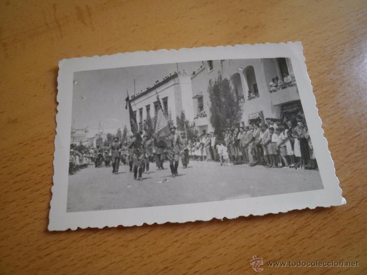 Militaria: Fotografía soldados del ejército español. - Foto 2 - 49480792