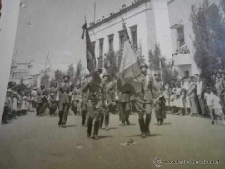 Militaria: Fotografía soldados del ejército español. - Foto 3 - 49480792
