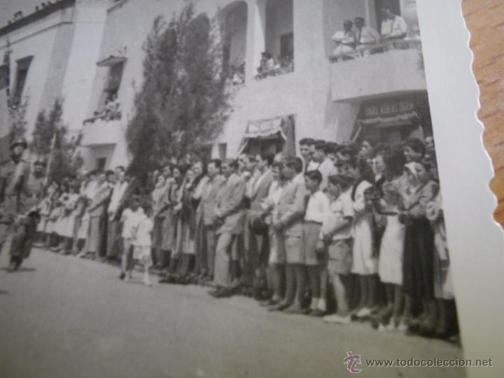 Militaria: Fotografía soldados del ejército español. - Foto 4 - 49480792