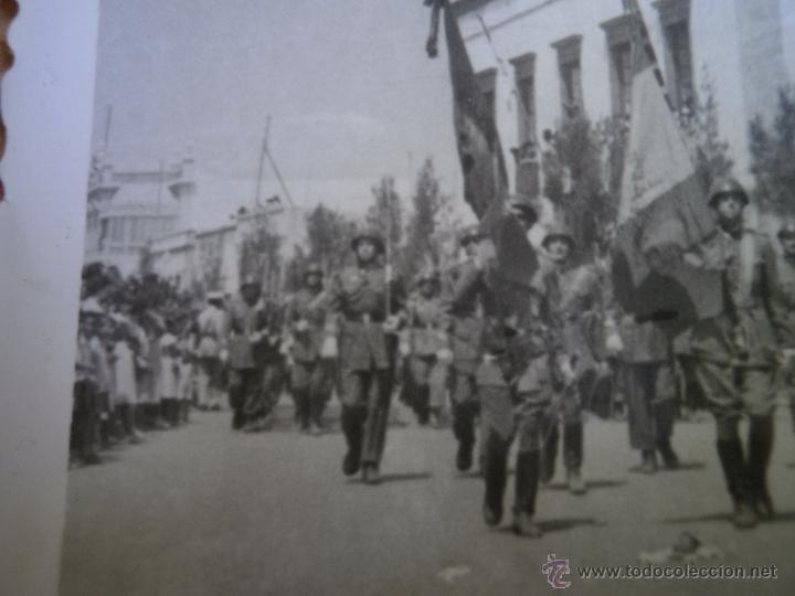 Militaria: Fotografía soldados del ejército español. - Foto 5 - 49480792