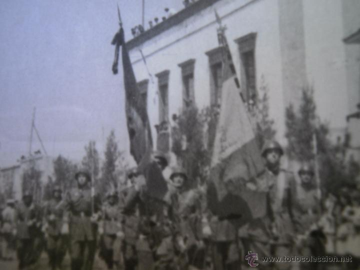Militaria: Fotografía soldados del ejército español. - Foto 6 - 49480792