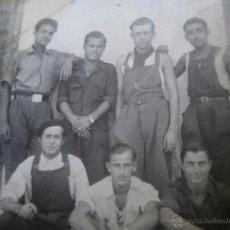 Militaria - Fotografía milicianos. Guerra Civil Madrid - 49488532
