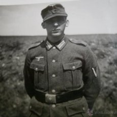 Militaria: FOTOGRAFÍA CABO DEL EJÉRCITO ALEMÁN. 1941 WEHRMACHT. Lote 49573535
