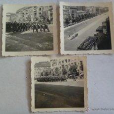 Militaria: GUERRA CIVIL : LOTE DE 3 FOTOS DEL DESFILE DE LA LEGION CONDOR EN BERLIN EN 1938 , MARINA. Lote 49585123