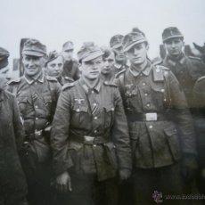 Militaria: FOTOGRAFÍA SOLDADOS DEL EJÉRCITO ALEMÁN. WEHRMACHT. Lote 49587272