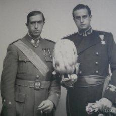 Militaria: FOTOGRAFÍA CAPITÁN CUERPO JURÍDICO DEL EJÉRCITO ESPAÑOL Y DIPLOMÁTICO.. Lote 49614718