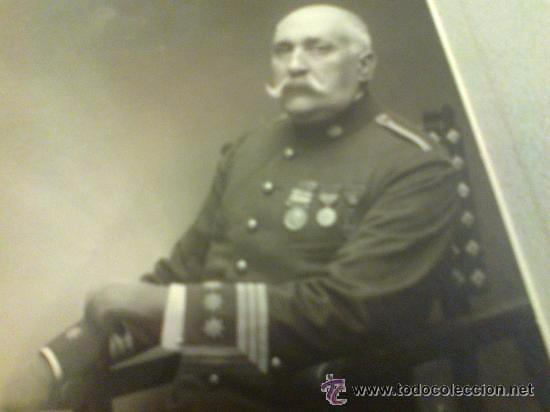 Militaria: Fotografia militar condecoraciones. Dalton Kaulak fotografo Madrid. - Foto 2 - 49733585