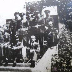 Militaria: FOTOGRAFÍA GUARDIAS DE ASALTO. COMISARÍA. Lote 49859489