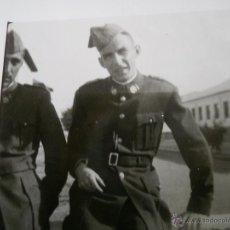 Militaria: FOTOGRAFÍA CADETE ACADEMIA GENERAL DEL AIRE SAN JAVIER. AGA 1946. Lote 49874042