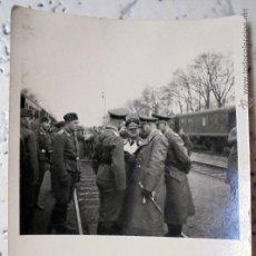 Militaria: FOTOGRAFÍA ORIGINAL DEL MARISCAL DE CAMPO ERHARD MILCH ,2ª GUERRA MUNDIAL. Lote 49875371