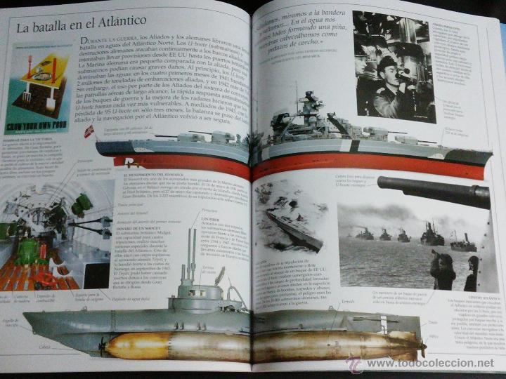 Militaria: La Segunda Guerra Mundial, II guerra mundial, por Adams, Simon, Crawford, Andy, fot., Imperial War M - Foto 2 - 50124926