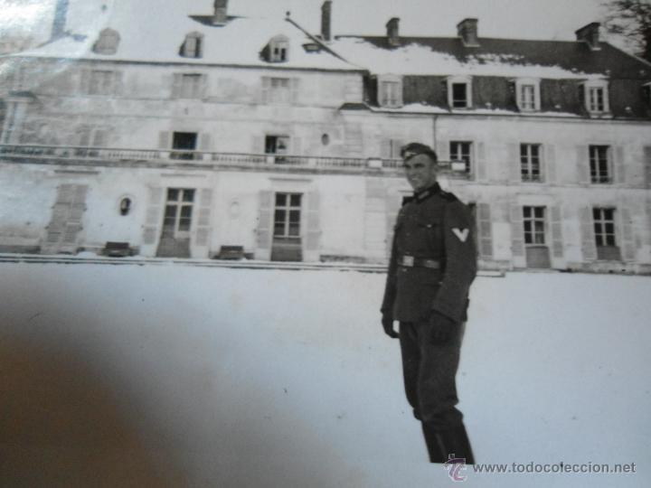 Militaria: LOTE FOTOGRAFIAS ANTIGUAS SOLDADOS ALEMANES - SEGUNDA GUERRA MUNDIAL - Foto 2 - 50215486