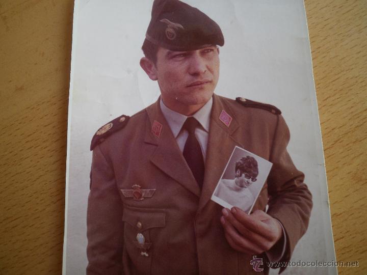 FOTOGRAFÍA PARACAIDISTA BRIGADA PARACAIDISTA. BRIPAC 1970 (Militar - Fotografía Militar - Otros)