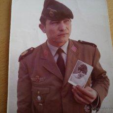 Militaria: FOTOGRAFÍA PARACAIDISTA BRIGADA PARACAIDISTA. BRIPAC 1970. Lote 50229114