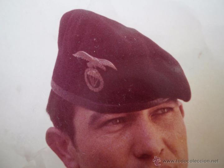 Militaria: Fotografía paracaidista Brigada Paracaidista. BRIPAC 1970 - Foto 3 - 50229114