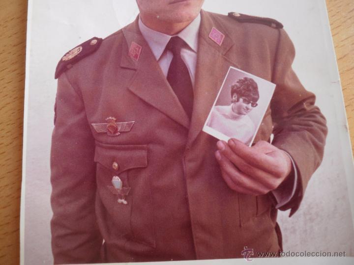 Militaria: Fotografía paracaidista Brigada Paracaidista. BRIPAC 1970 - Foto 4 - 50229114