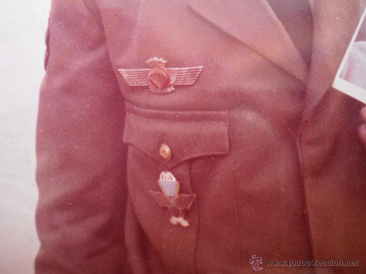 Militaria: Fotografía paracaidista Brigada Paracaidista. BRIPAC 1970 - Foto 5 - 50229114