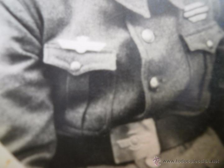 Militaria: Fotografía cabo aviación. Rokiski de tropa - Foto 5 - 50305146