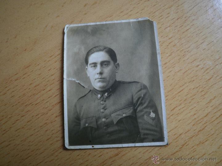 Militaria: Fotografía soldado ferroviario del ejército español. Ferrocarriles prácticos y movilización - Foto 2 - 50368274