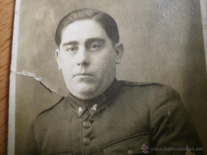 Militaria: Fotografía soldado ferroviario del ejército español. Ferrocarriles prácticos y movilización - Foto 3 - 50368274